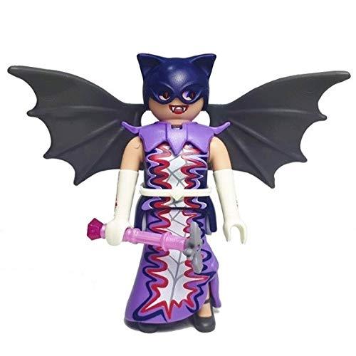 Sobre Figura de Playmobil Serie 14 Vampiresa