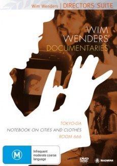Wim Wenders' Documentaries (3DVDS) (PAL) (REGION 4) Tokyo GA, Notebook On Cites & Clothes, Room 666 by Wim Wenders