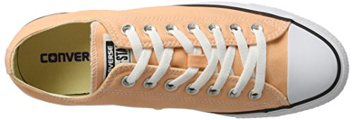 Converse Chuck Taylor All Star, Baskets Basses Mixte Adulte Orange (Sunset Glow)