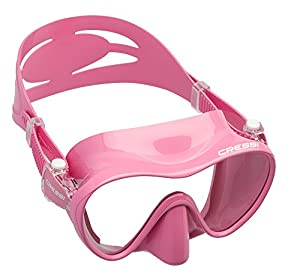 Cressi Maske F1 Junior Frameless - Gafas / Máscara de buceo