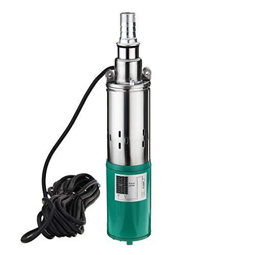 Bomba de Transferencia de Combustible Diesel 12V Bomba Sumergible de Reabastecimiento Compacta Duradera Combustible Diesel Transferencia de Aceite de Agua para Moto Coche