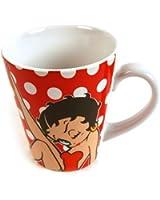 Betty Boop Polkadot Mug