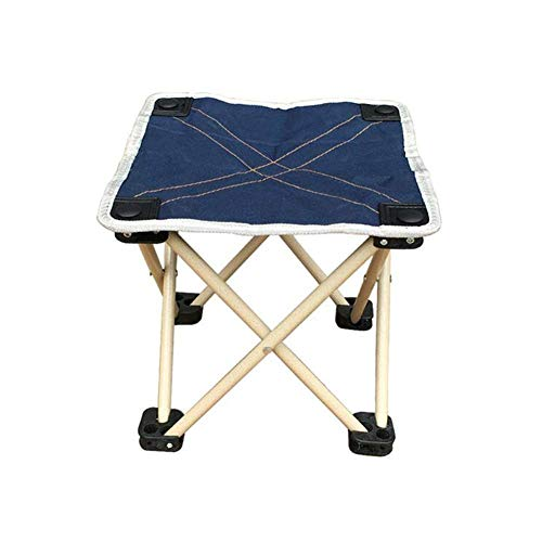 QQXX CJC Chair Folding Housewares gepolsterte Schwarze Rückenlehne Computer Office - Folding Schwarz Osmanischen