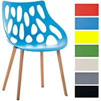 Amazonfr Chaises Design Bleu Chaises Salle à Manger