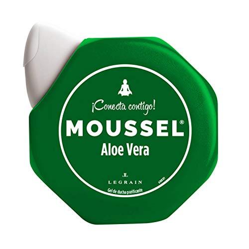 Moussel, Gel jabón Aloe Vera - 8 600 ml. Total: 4800