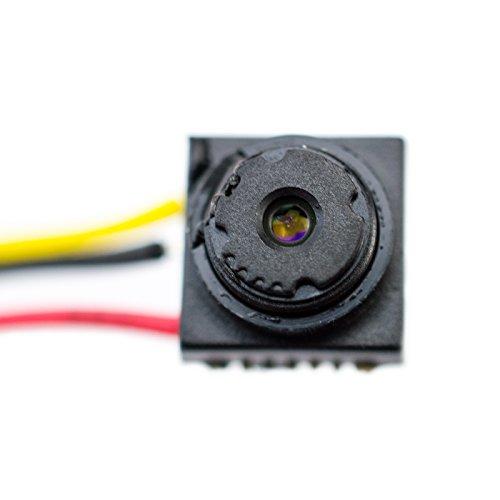Mini Spionage Kamera 501 M-T 2 Mio Pixel Bullet Camera Pinhole Lo...