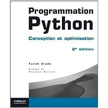 Programmation Python : Conception et optimisation