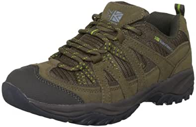 Karrimor Womens Traveller Supa 2 Trekking and Hiking Shoes K567-RGN Roots/Green 4.5 UK, 37.5 EU, 5.5 US