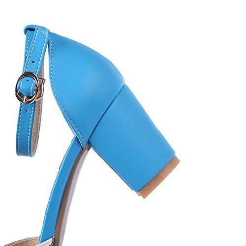 Blau Blau Sandalen Damen Adee Adee Damen Sandalen Adee Blau Sandalen Sandalen Adee Blau Damen Damen UFAFvXq