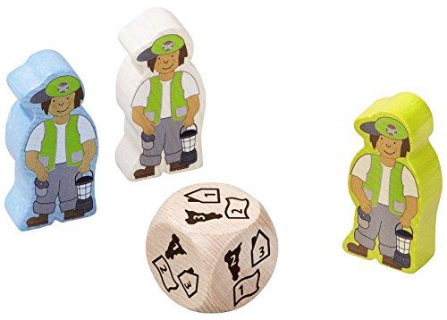 Imagen principal de Haba 4530 Terra - Juego infantil sobre los países del mundo (en alemán)
