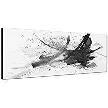 suchergebnis auf f r moderne kunst abstrakte bilder schwarz weiss bild. Black Bedroom Furniture Sets. Home Design Ideas