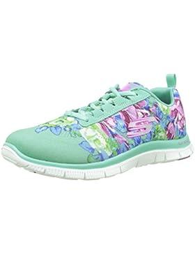 Skechers Damen Flex AppealWildflowers Sneakers