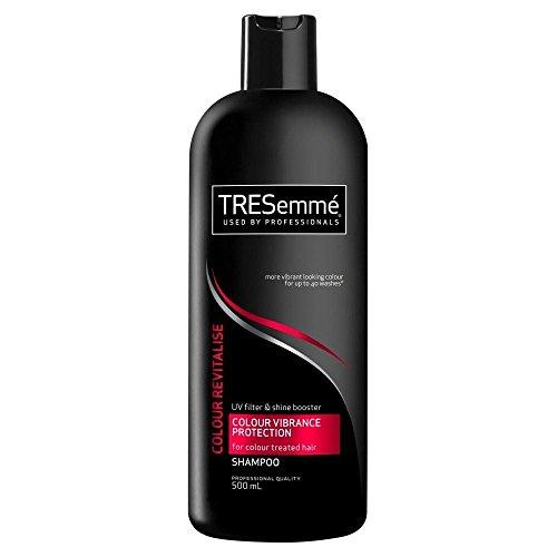 Couleur Tresemmé Revitalisation Shampooing Avec De La Vitamine E Et D'Aloès (500Ml)