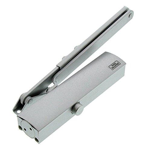 BURG-WÄCHTER Türschließer, Türbreite bis 95 cm, Türgewicht bis 60 Kg, TS 503 S, Silber Test