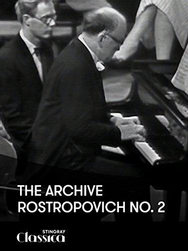 The Archive - Rostropovich No. 2