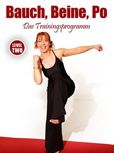 Bauch, Beine, Po - Das Trainingsprogramm - Level 2