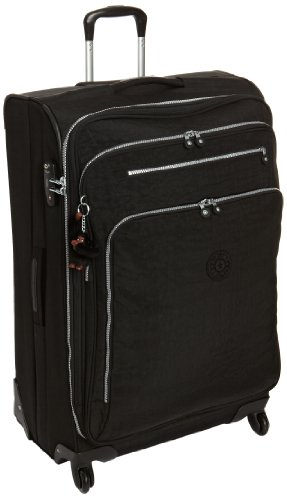 Kipling - YOURI SPIN 78 - 99 Litri - Trolley - Black - (Nero)