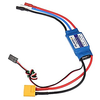 VIDOO Volantex Asw28 Asw-28 V2 Sloping Rc Airplane Spare Part Brushless Esc 30A