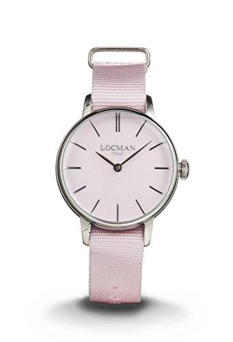 Reloj de Mujer de 1960 Referencia 253 0253A11A-00PKNKNP-Locman