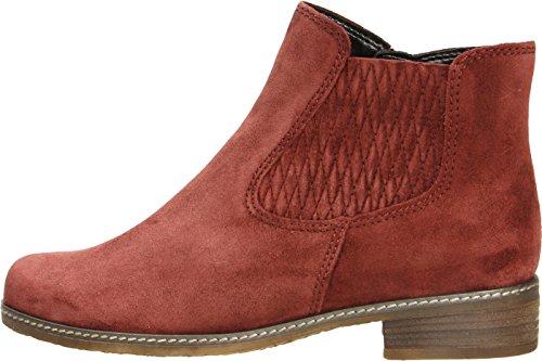 Gabor Damen Comfort Sport Chelsea Boots wine (Micro)