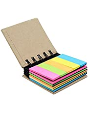 Amigozz Pocket Size Spiral Sticky Note Pad