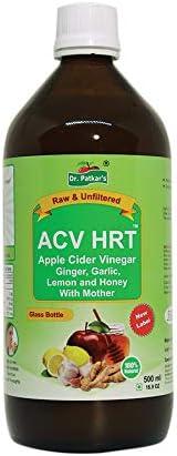 Dr. Patkar's Apple Cider Vinegar with Garlic, Ginger, Lemon and Honey 5