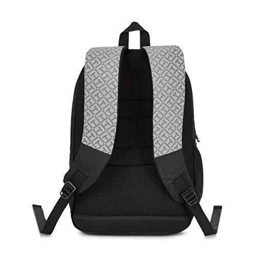 Best tommy hilfiger backpack in India 2020 Tommy Hilfiger 19.53 Ltrs Black Laptop Backpack (TH/BIKOL01VIS) Image 4