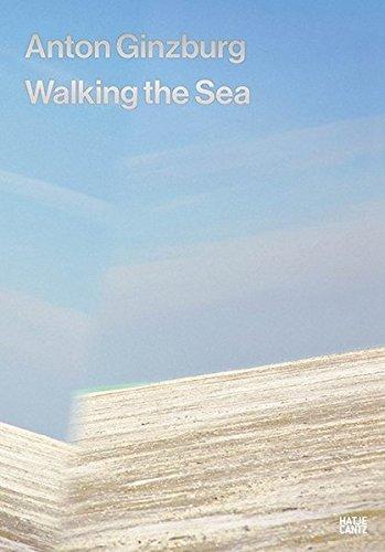 Anton Ginzburg : walking the sea par Melanie Marino