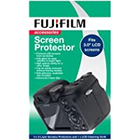 Fujifilm Screen Protector for 3 inch Digital Camera Screen