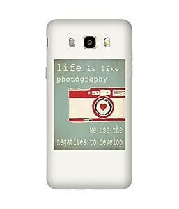 Photography Samsung Galaxy J5 Case