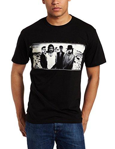 FEA Merchandising Men's U2 Joshua Tree Slim Fit T-Shirt - Large