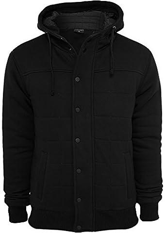 TB430 'Urban Classics' Sweat Winter Jacket (Various Colours),