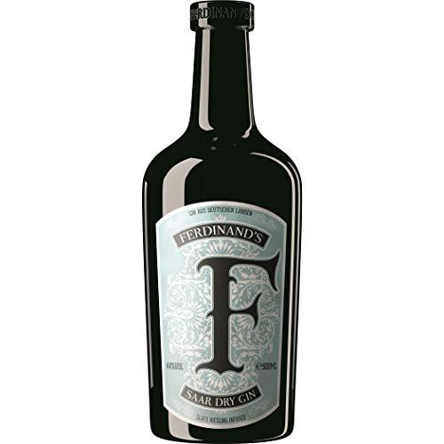 Ferdinand\'s F Saar Dry Gin (1 x 0.5 l)