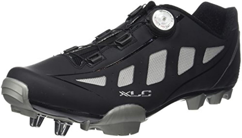 Xlc Adultos por montaña Shoes CB M08, Color Gris - Negro/Gris, tamaño 38  -