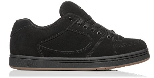 Es shoes - Accel og black - Chaussures skateboard Black