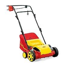Wolf-Garten Elektrische verticuteermachine 30 cm geel, rood