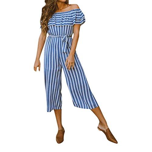 ESAILQ Damen Glitzer Spitzenbluse Tailliert Schlupfbluse Stretch Chiffon Gepunktet Blau Coole Blusen für Damen Klassische Hellblau...
