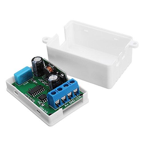 Ladicha Dc 5V-23V Rs485 Modbus Rtu Temperatur-Und Feuchtigkeits Sensor Remote Acquisition Monitor Ersetzen Dht11 Dht22 Ds18B20 Pt100