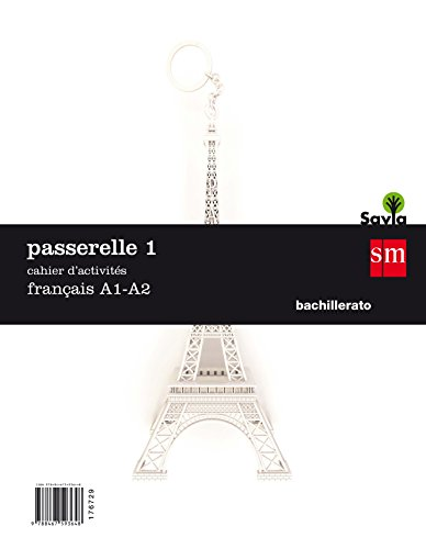 Passarelle 1 cahier džactivités: français a1 - a2