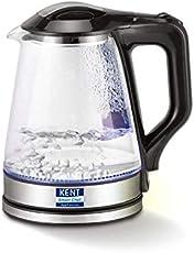 Kent 16023 1.7-Liter Electric Kettle (Black)