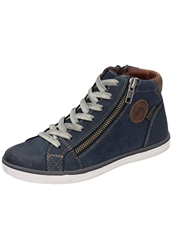 Vado Jungen-Stiefel Blau