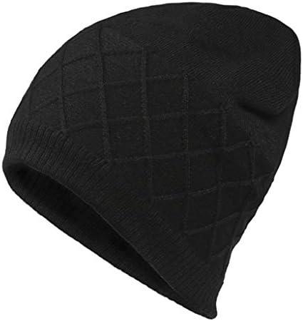 ShenZuYang Cappello Cappello Cappello in Maglia Cappello da Uomo Autunno e Inverno Cappello da Donna da Donna Outdoor Serie 100% Materiale Acrilico di Alta qualità Combinato con squisita Trama a MagliaB07KQ4LRQ6Parent | Prodotti di alta qualità  | Non così costoso 8a3e25