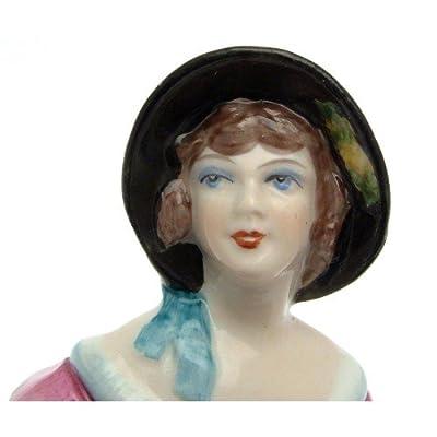 Vintage Coalport Penelope figurine Style One Orange backstamp F574