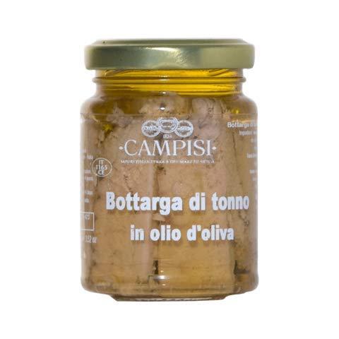 CAMPISI - Bottarga di Tonno in Olio D'oliva | 100 gr