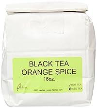 Hale Tea Black Tea, Orange Spice, 16-Ounce