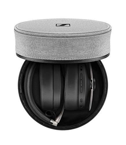 Sennheiser Momentum Wireless Kopfhörer (mit Geräuschunterdrückung, automatischer Ein-/Ausschaltung, Smart-Pause-Funktion und Smart Control App) - 4