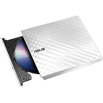 Asus SDRW-08D2S-U Graveur DVD externe slim USB 2.0 Retail Blanc