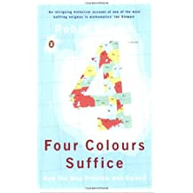 Four Colours Suffice: How the Map Problem Was Solved