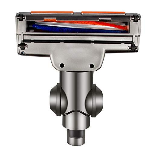 Outil de brosse de plancher pour tête de nettoyeur à rouleau doux pour Dyson DC45 DC58 DC59 DC62 V61 trigger V6 plancher motorisé, tête de moteur