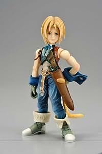 Final Fantasy IX Play Arts série 1 figurine Zidane Tribal 15 cm